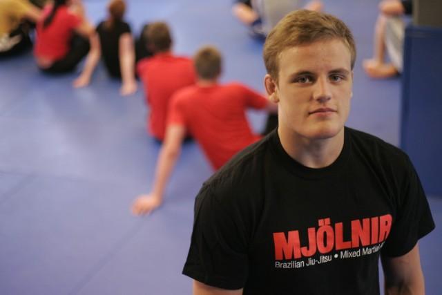 As a Young Martial Artist