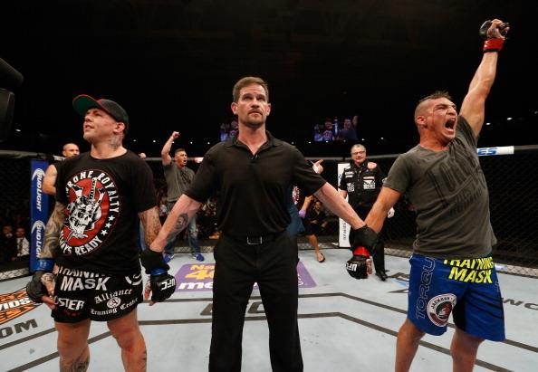 UFC Fight Night: Sanchez v Pearson