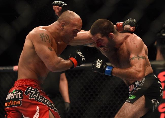 MMA: FOX UFC Saturday-Lawler vs Brown