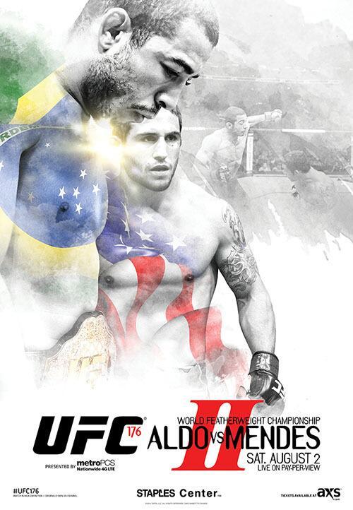 UFC_176_event_poster