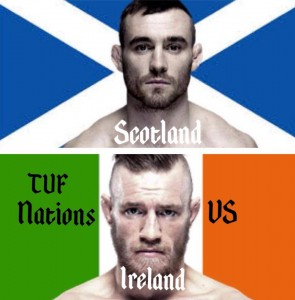 Could the Scots pull it off as well as the Irish?