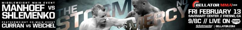 bellator manhoef
