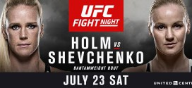 UFC Fight Night Chicago Results