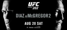 UFC 202 Results