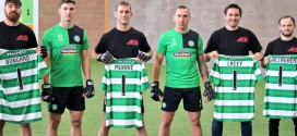 ACB Fighters Meet Celtic Players At Lennoxtown To Promote ACB 47