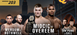 UFC 203 Results