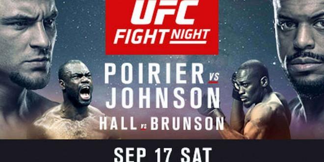 UFC Fight Night 94 Results