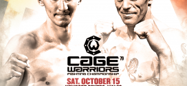 Cage Warriors 79 Results