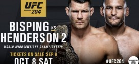 UFC 204 Results