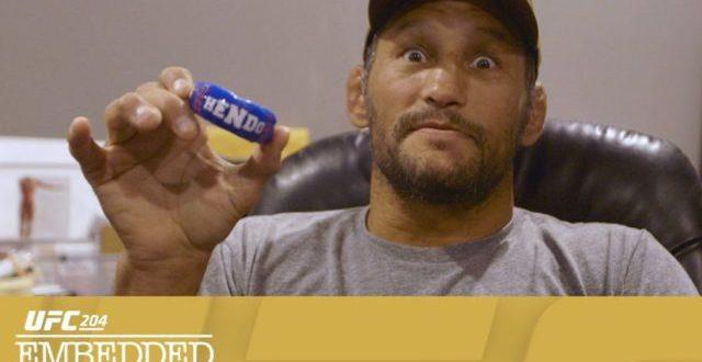 Watch UFC 204 Embedded: Vlog Series – Episode 1
